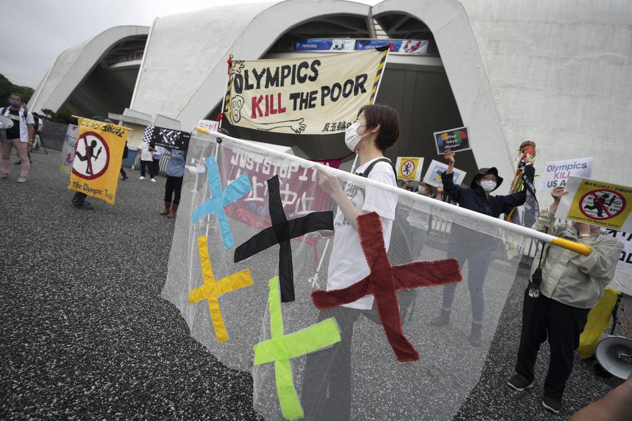 Antorcha Olímpica llega a Tokio a puerta cerrada
