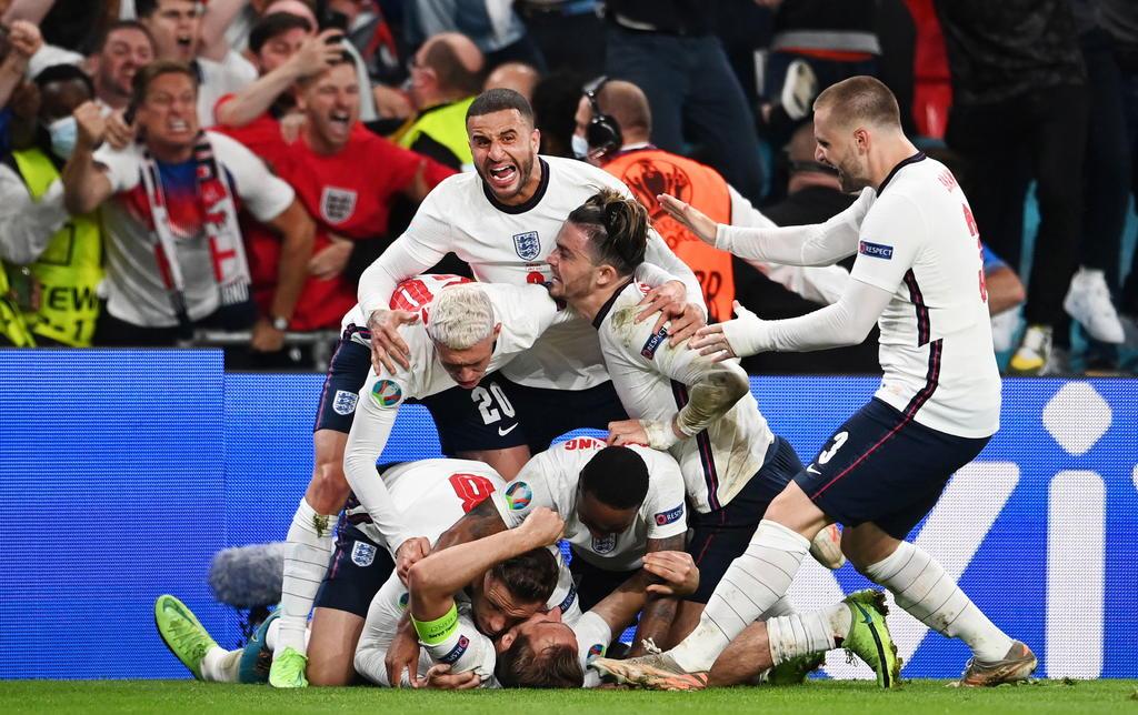 Selección inglesa donará ganancias de la EURO 2020 al servicio de salud