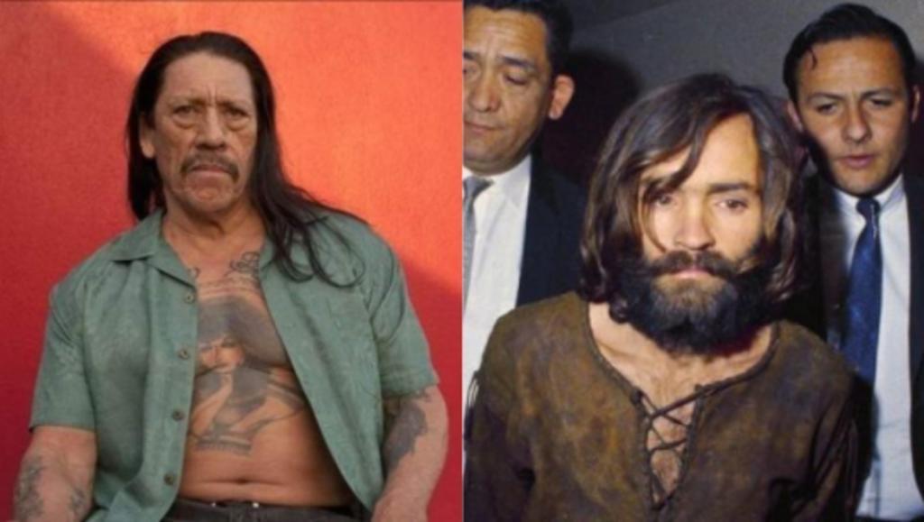 Danny Trejo recuerda encuentro con Charles Manson en nueva biografía