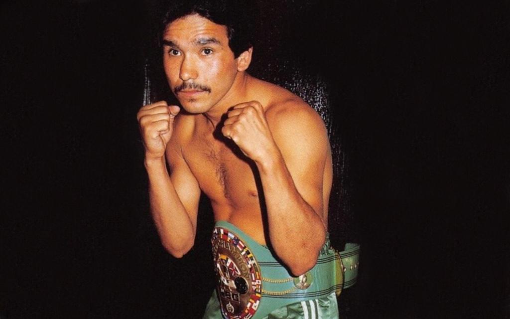 Un día como hoy, Gilberto Román defendió su título Supermosca WBC