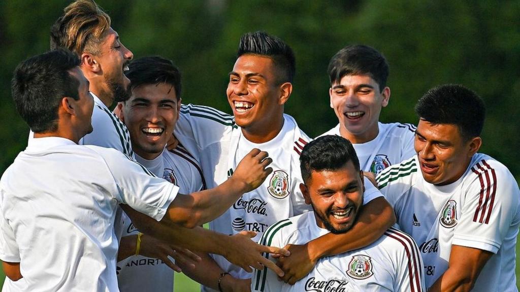 México inicia mañana su camino hacia el título de la Copa Oro