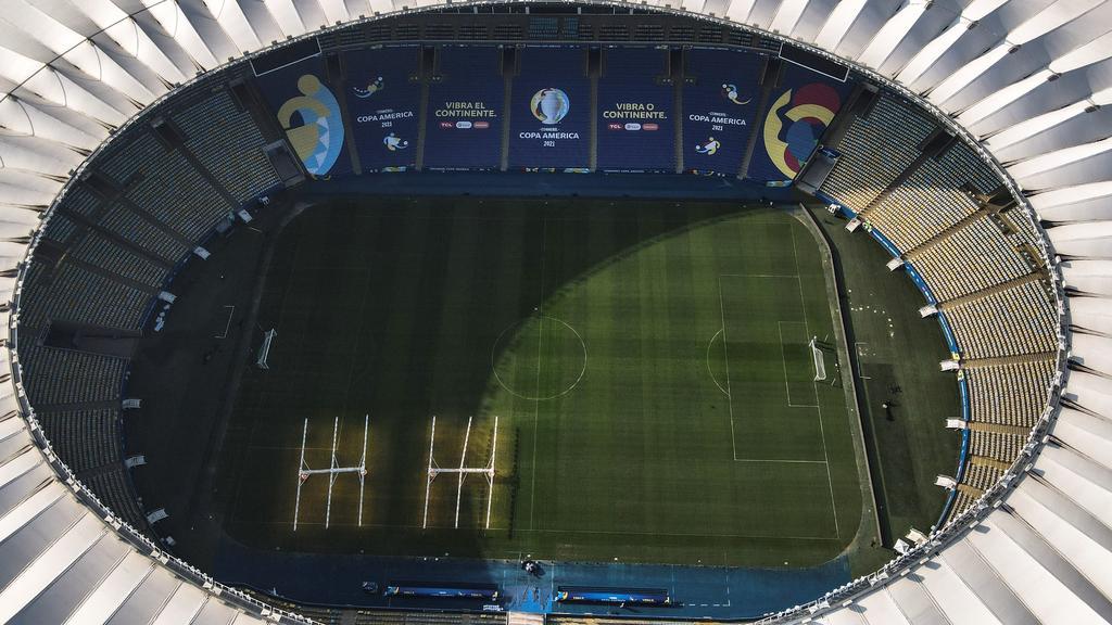 Río de Janeiro aprueba el 10% de aforo del Maracaná para la final de la Copa América
