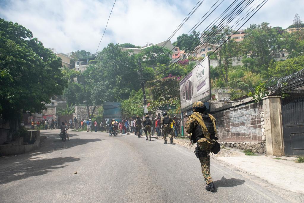 Haitianos en Miami piden a EUA moratoria de deportaciones ante inestabilidad política