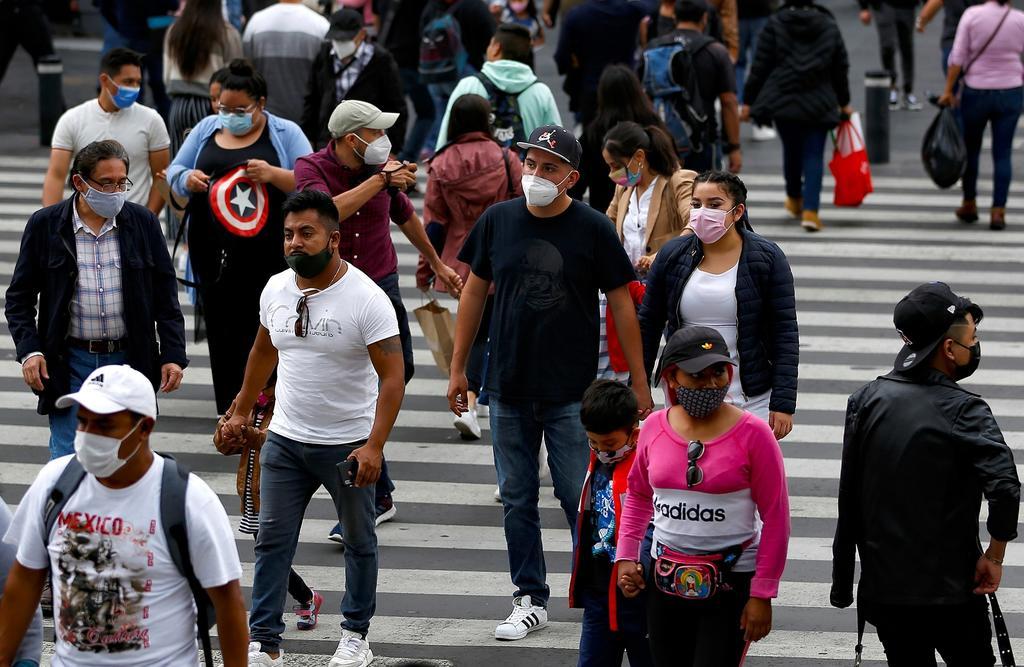 México reporta 234 mil 675 fallecidos por COVID-19