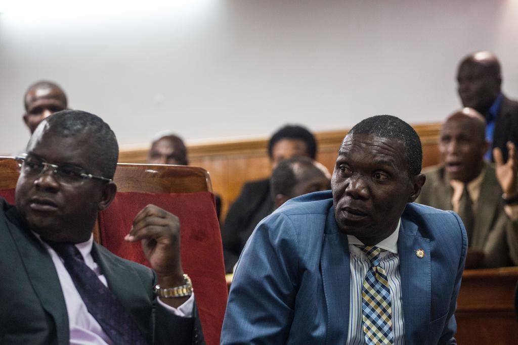 Senado de Haití nombra a Joseph Lambert como presidente provisional