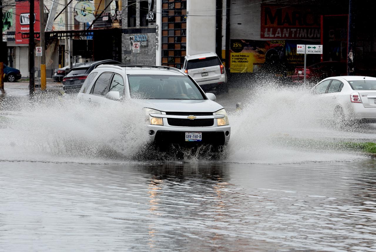 Activan operativo por lluvia intensa