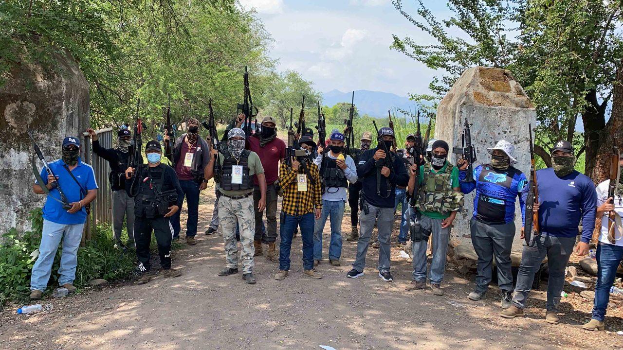 Plagio de un exautodefensa provoca enfrentamientos