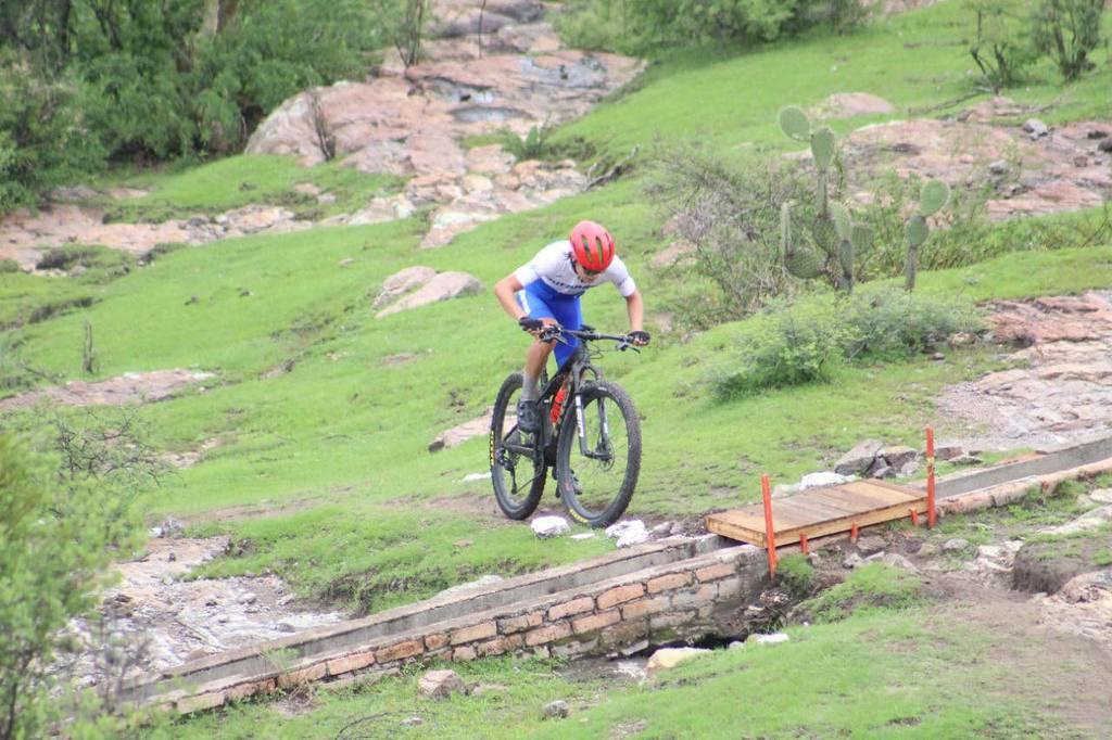 Otro oro para Durango en ciclismo de montaña