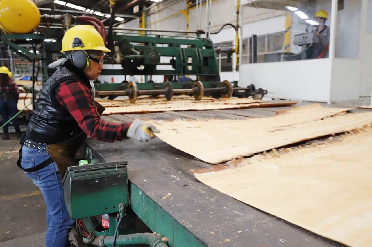 Repunta Durango en desempeño de la actividad industrial a nivel nacional