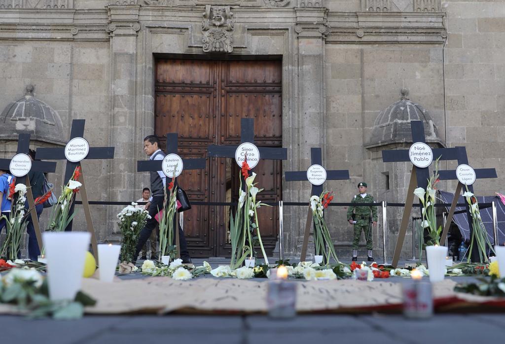 En lo que va de la Administración de AMLO al menos 56 activistas han sido asesinados en México