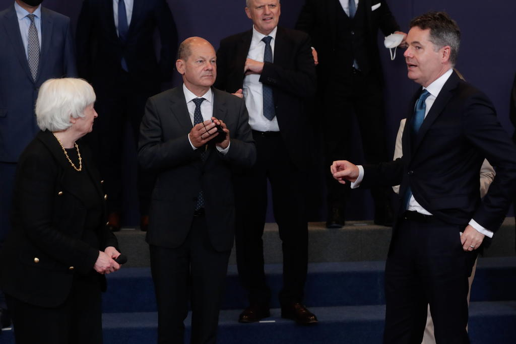 Posterga UE plan de Impuesto Global