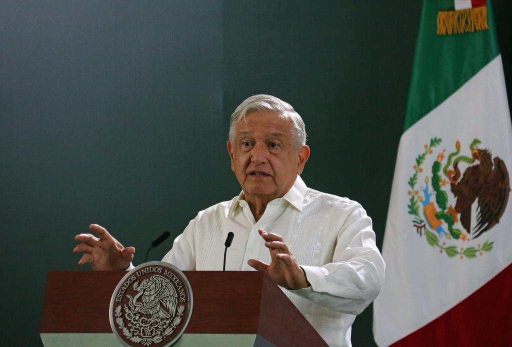 AMLO tacha de 'propaganda' las noticias sobre asesinatos de activistas en México
