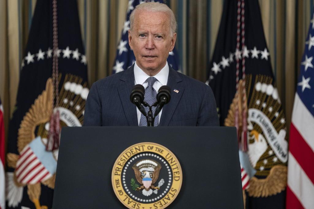 Joe Biden asegura que las protestas de Cuba son 'un llamado a la libertad'