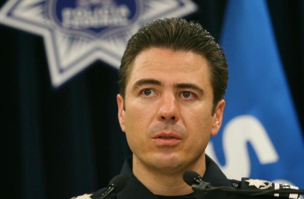 Juez federal dicta formal prisión a Luis Cárdenas Palomino por tortura