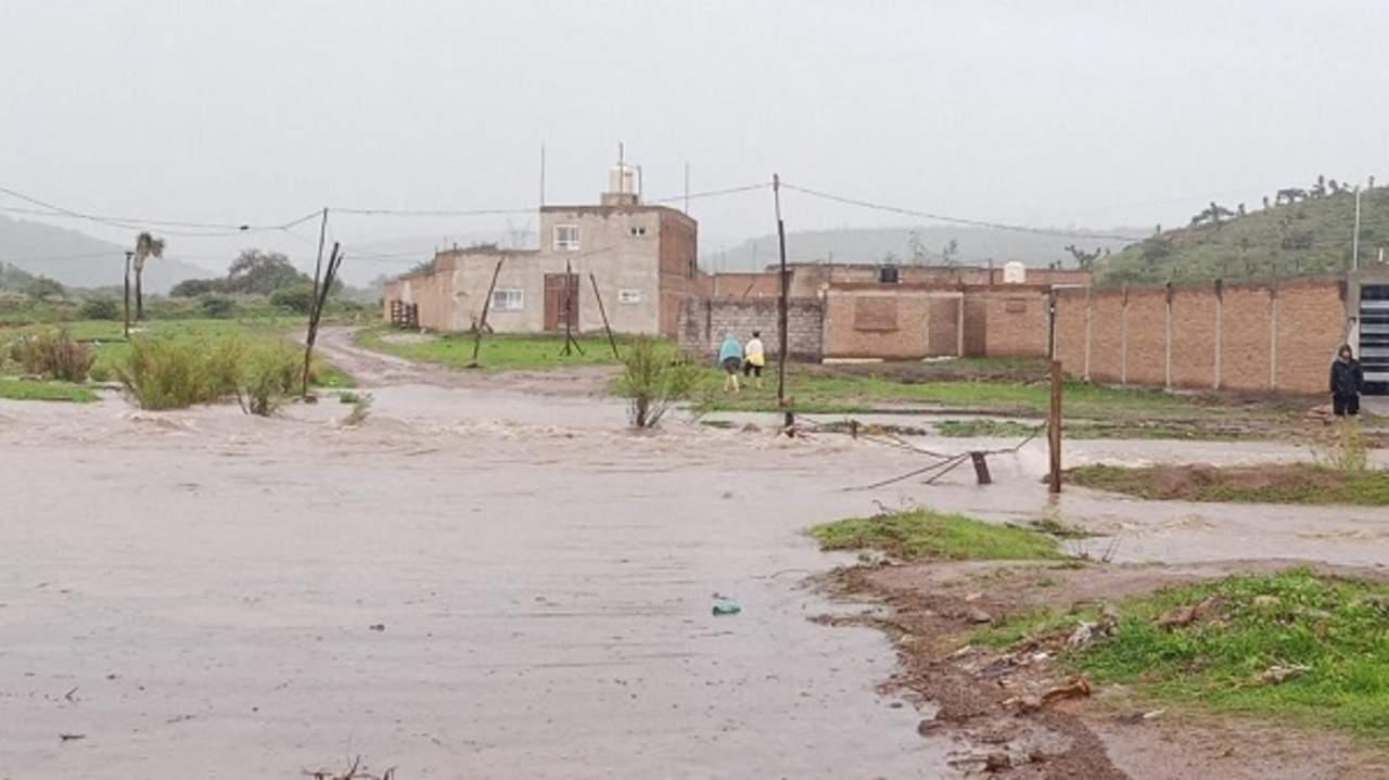 Durango, Canatlán y Tepehuanes, con la mayor afectación por lluvias