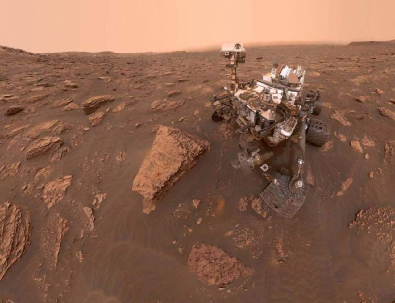 Hay presencia de metano de noche en Marte, pero no de día; ¿dónde se esconde?