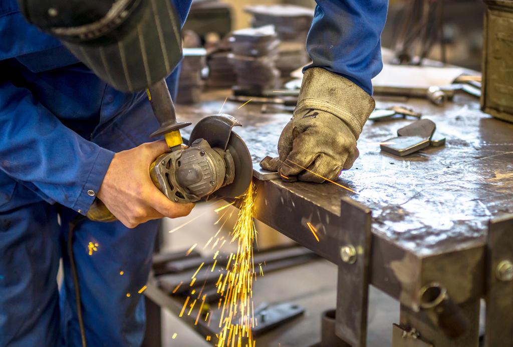 La producción industrial en México crece 9.9 % interanual entre enero y mayo