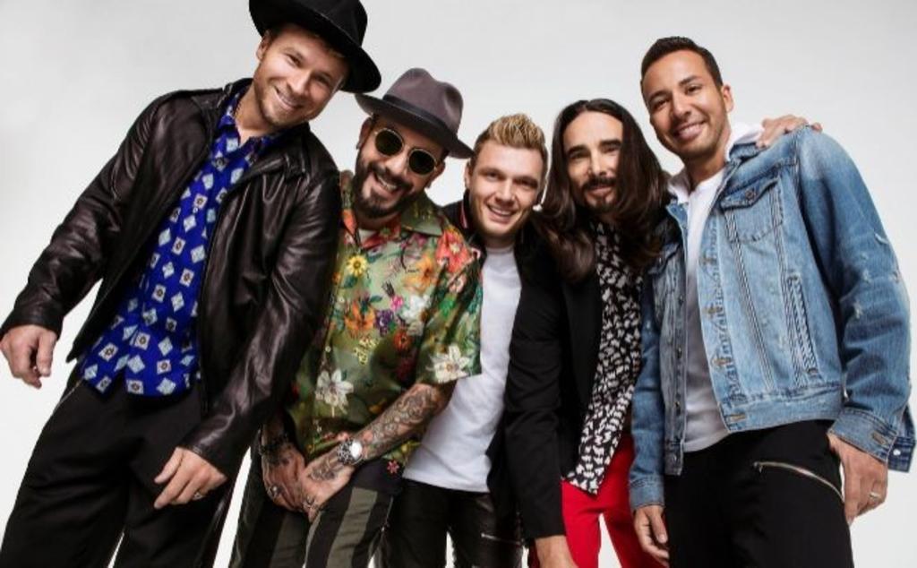 Backstreet Boys regresa a Las Vegas para residencia navideña