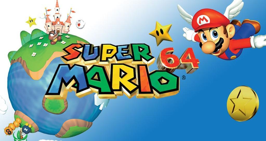 Copia del juego Super Mario 64 rompe récord al subastarse en más de un millón de dólares