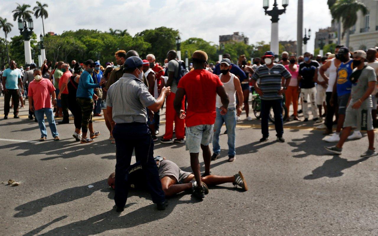 ¿Qué pasa en Cuba?; aquí cinco claves para entender las protestas