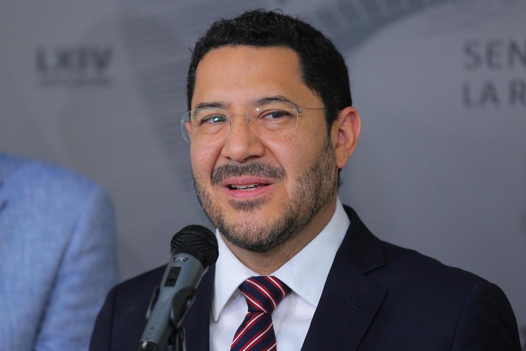 Martí Batres será el nuevo secretario de Gobierno en la CDMX