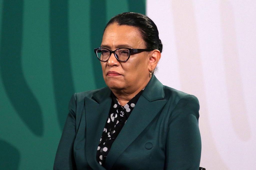 'Funcionarios vinculados a Genaro García Luna ya no trabajan en Seguridad', asegura Rosa Icela Rodríguez