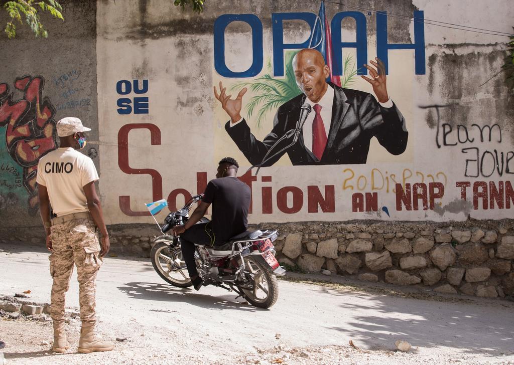 ¿Quiénes son los políticos que se disputan el poder en Haití?