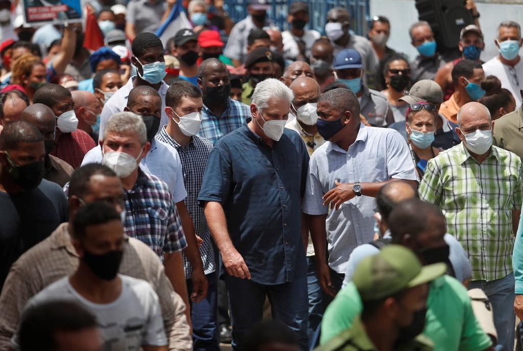 Amnistía Internacional condena la retórica de 'guerra' del presidente de Cuba
