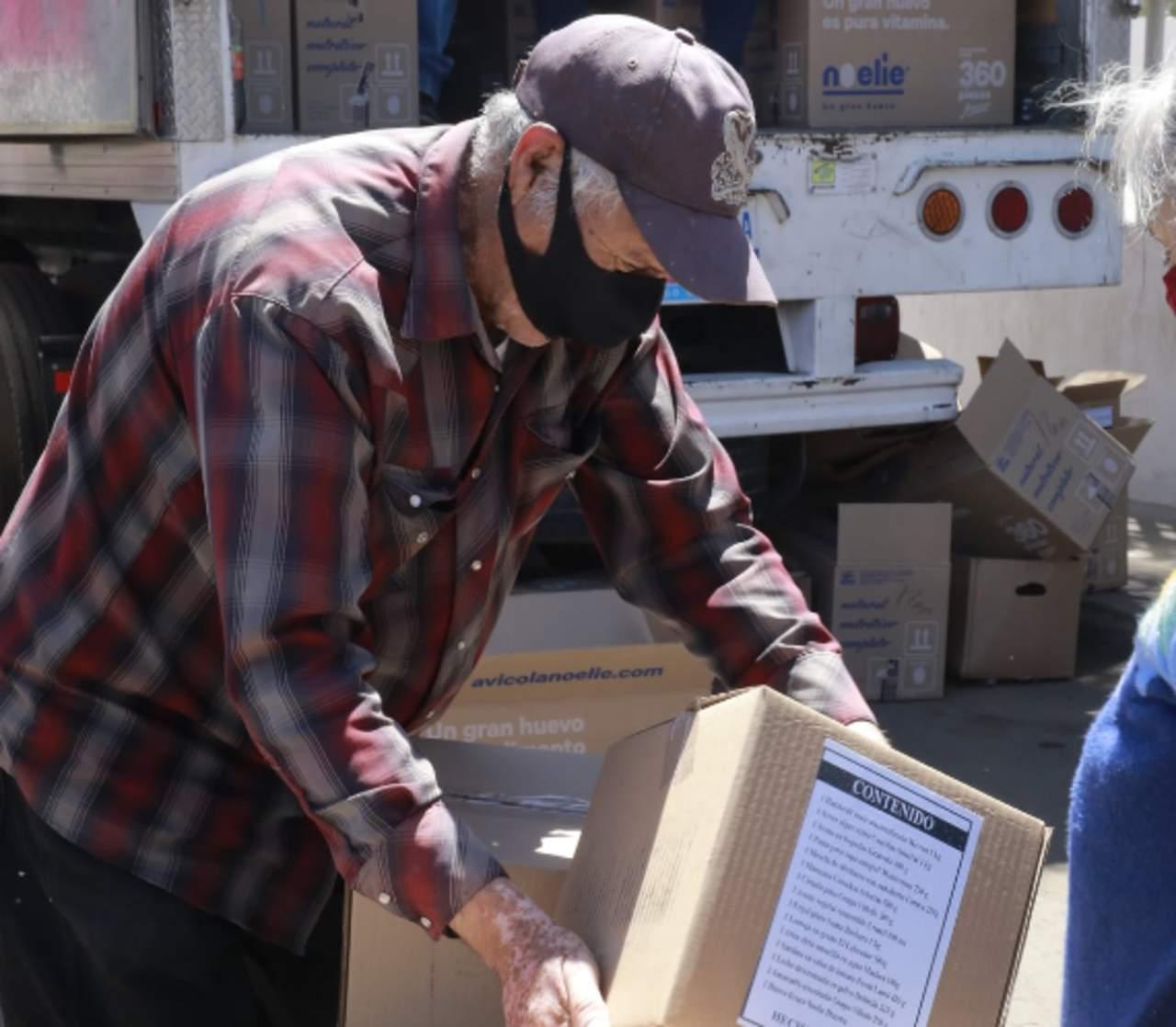 DIF reactivará call-center para entrega de despensas