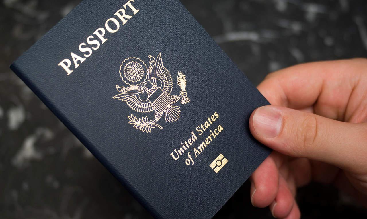 Autorizaron pasaportes norteamericanos a 50 duranguenses