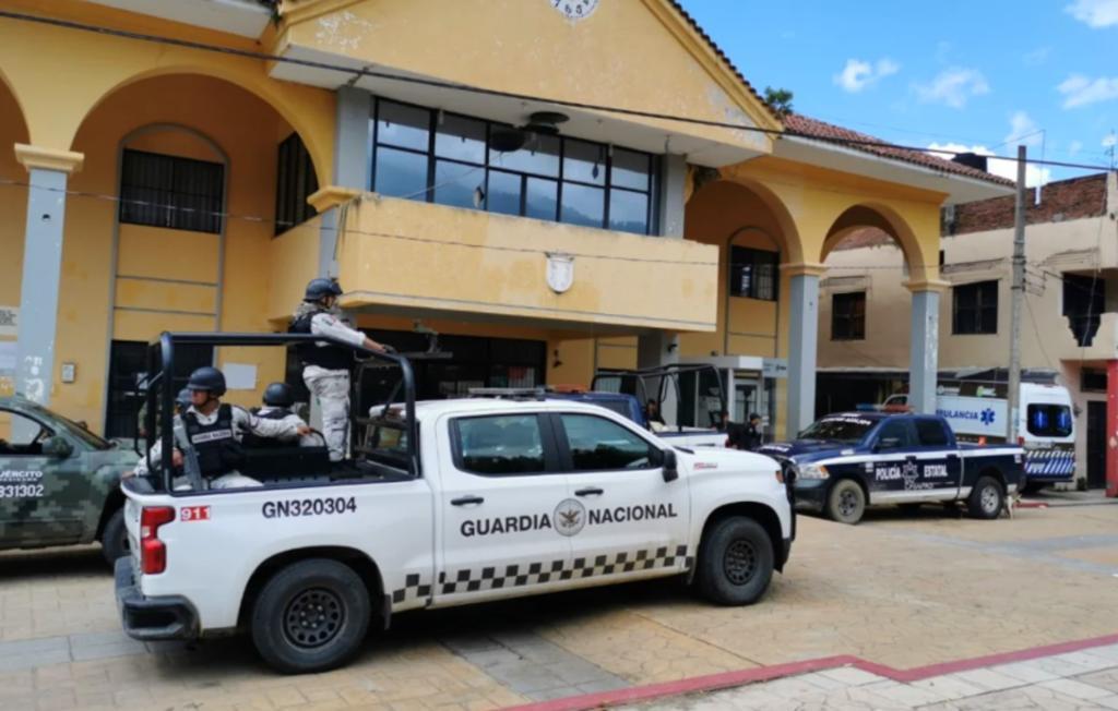 La Fiscalía de Chiapas investiga ocho homicidios en Pantelhó