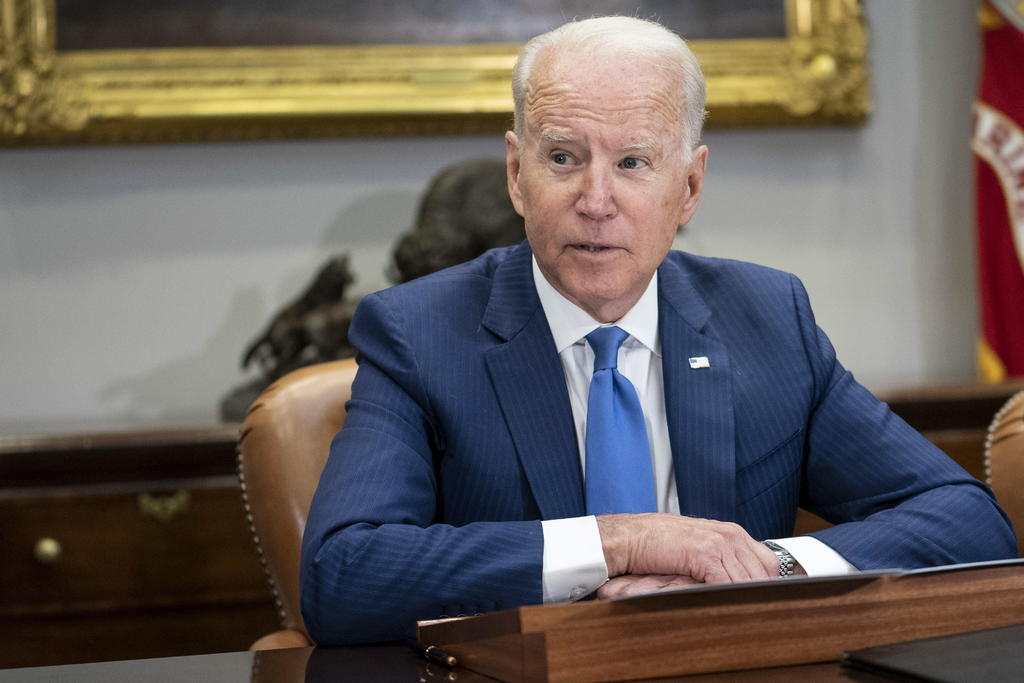 Joe Biden exige al Gobierno de Cuba que no reprima con violencia las protestas