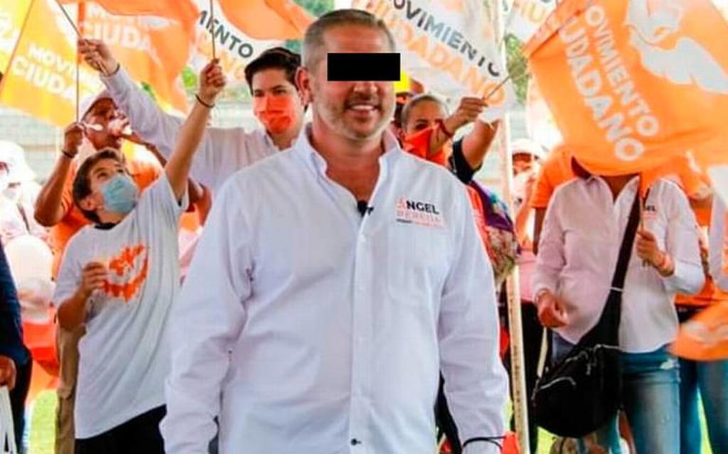 El excandidato de la alcaldía de Cholula, Ángel Pereda, fue arrestado en EUA por intentar vender obras de arte falsas