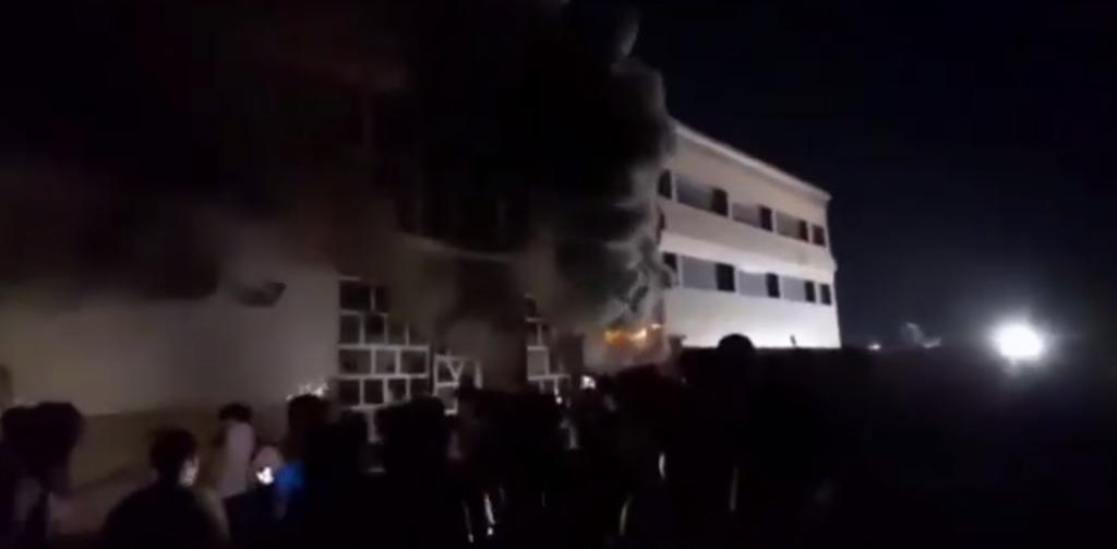 Al menos 50 personas fallecen al incendiarse sala para pacientes COVID en hospital de Irak
