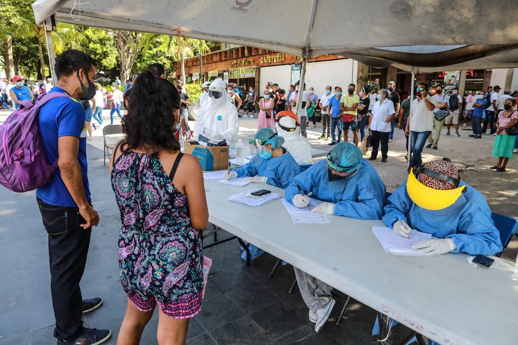 México alcanza 235 mil 068 defunciones por COVID