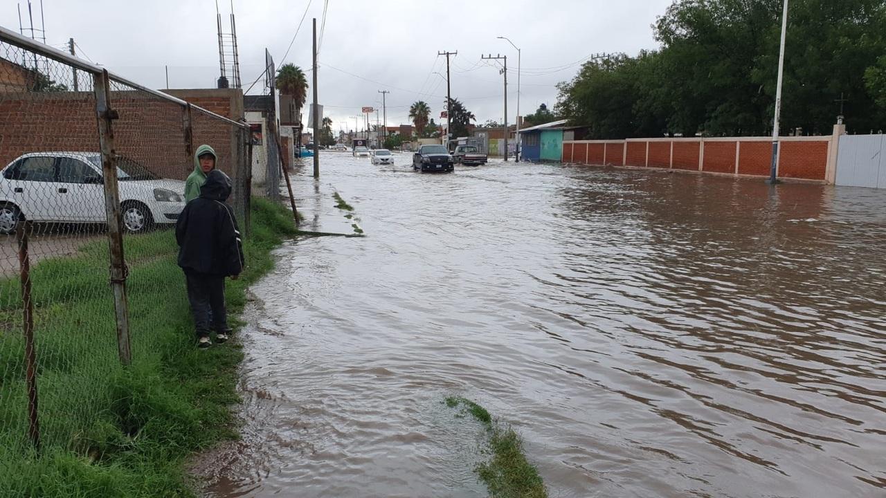 Ya llovió el 91% del promedio de julio