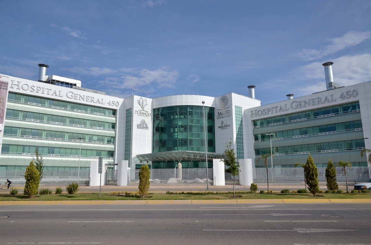 Hospital General 450 al 70% de sus camas Covid