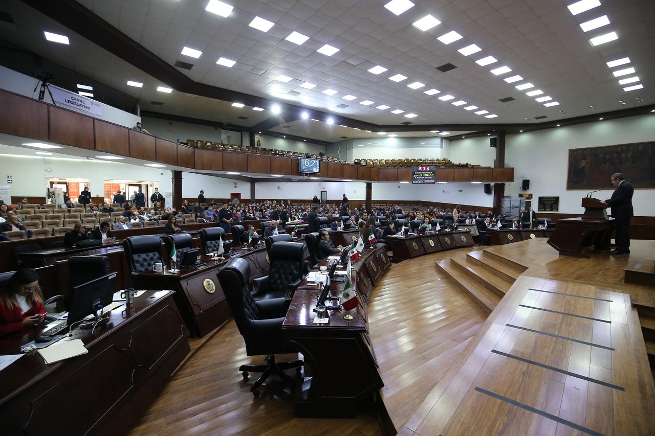 Integran la nueva Legislatura local