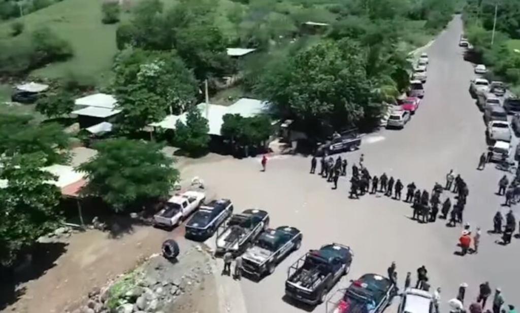 Reportan ataque del Cártel Jalisco Nueva Generación en Tepalcatepec, Michoacán