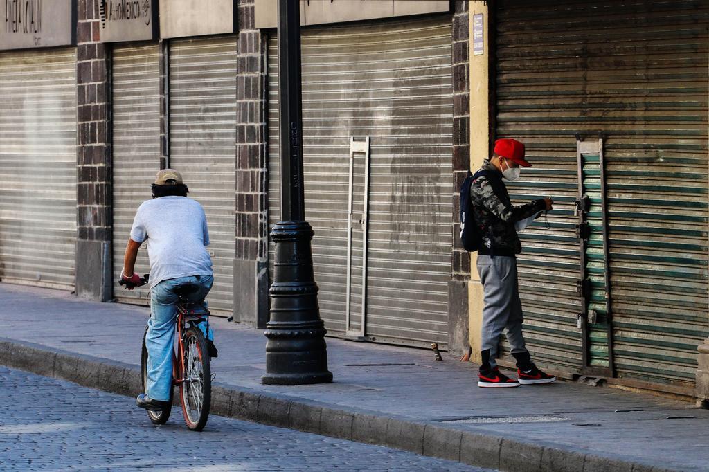 La pandemia del COVID-19 eleva la pobreza laboral en México