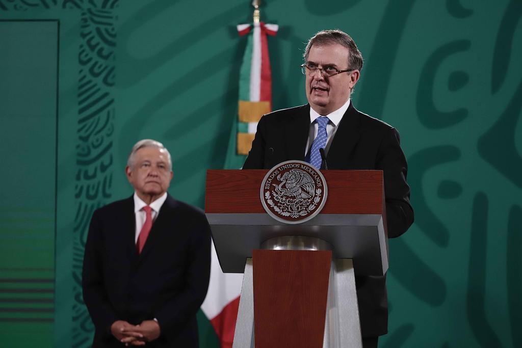 Marcelo Ebrard confirma su intención de lanzarse a la presidencia en 2024