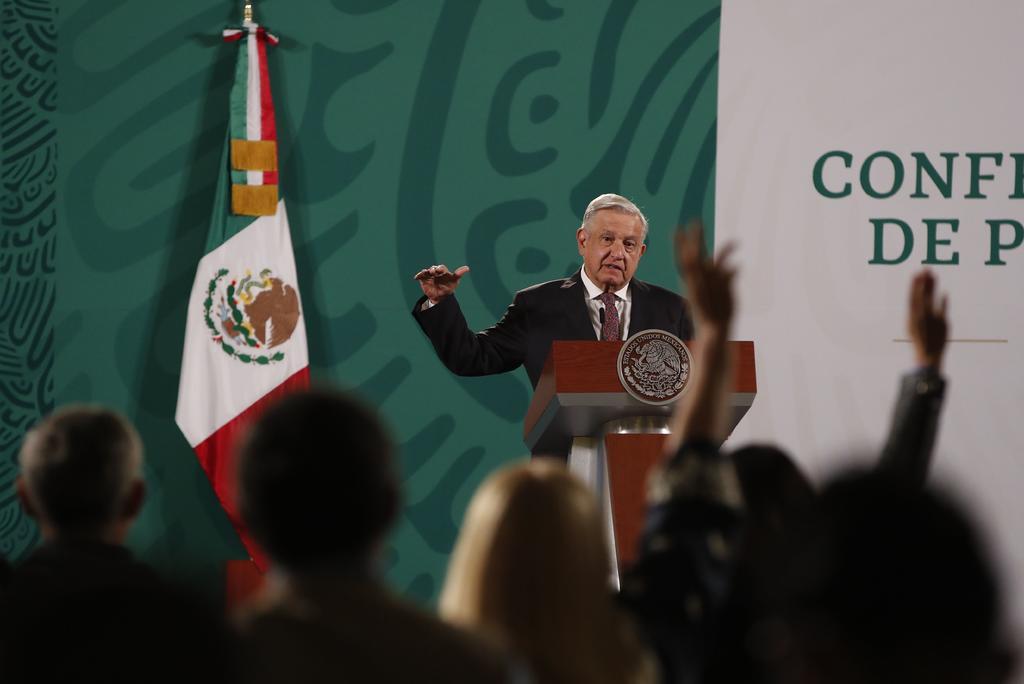 AMLO insiste en acabar con el bloqueo económico de Cuba