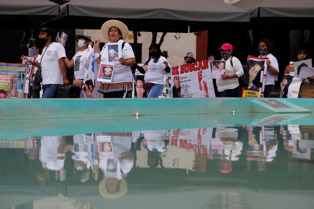 Familiares de desaparecidos realizan una nueva 'Caravana de Búsqueda en Vida' en Jalisco