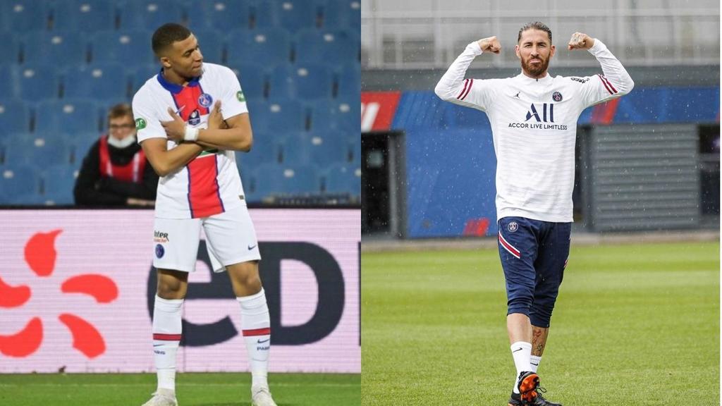¿Sergio Ramos debe convencer a Kylian Mbappé de que se quede en el PSG?