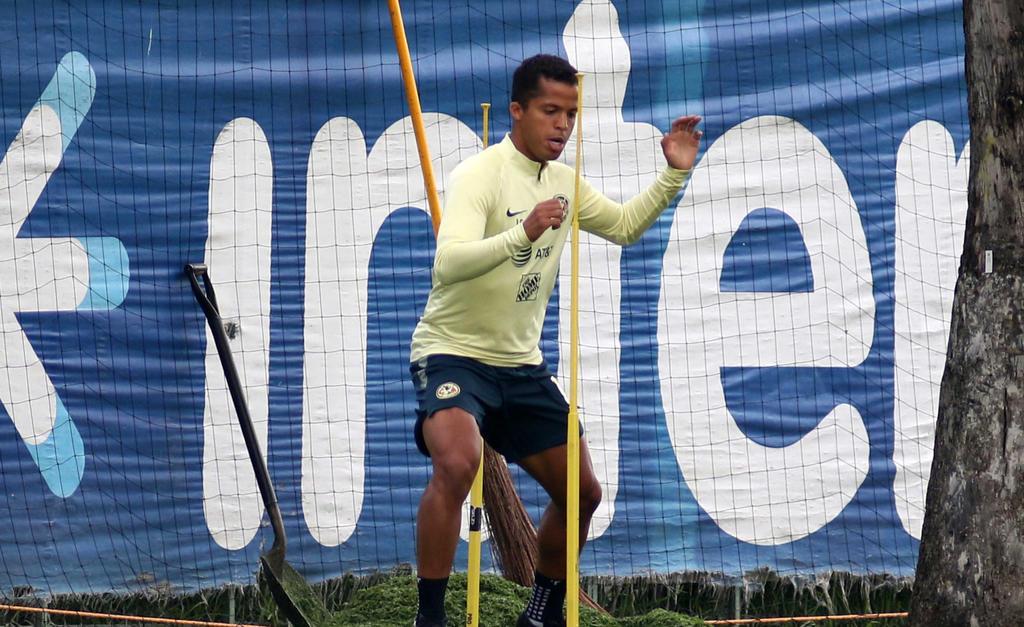 Giovani es el mejor y lo volverá a demostrar: Jonathan dos Santos