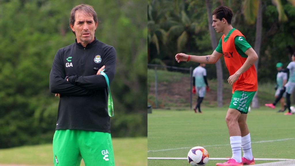 Almada envió a Santiago Muñoz a Torreón; 'No lo veíamos enfocado en Santos'