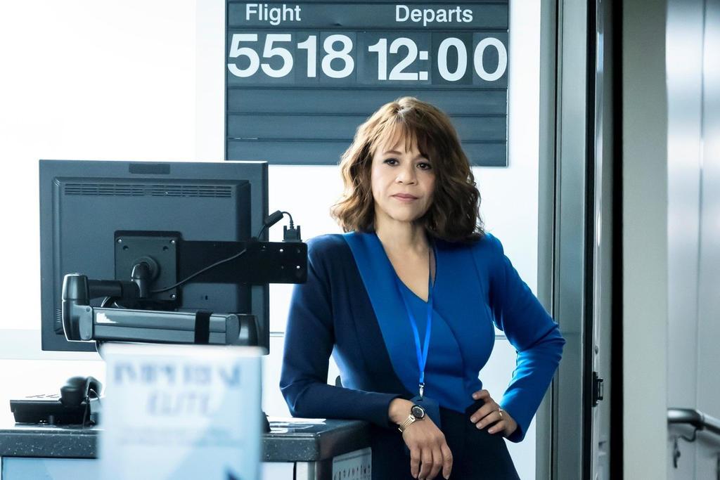 Rosie Perez es nominada al Emmy a mejor actriz secundaria por 'The Flight Attendant'