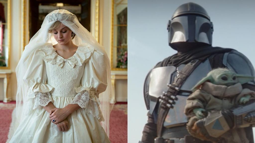 'The Crown' y 'Mandalorian' arrasan nominaciones a los Emmy