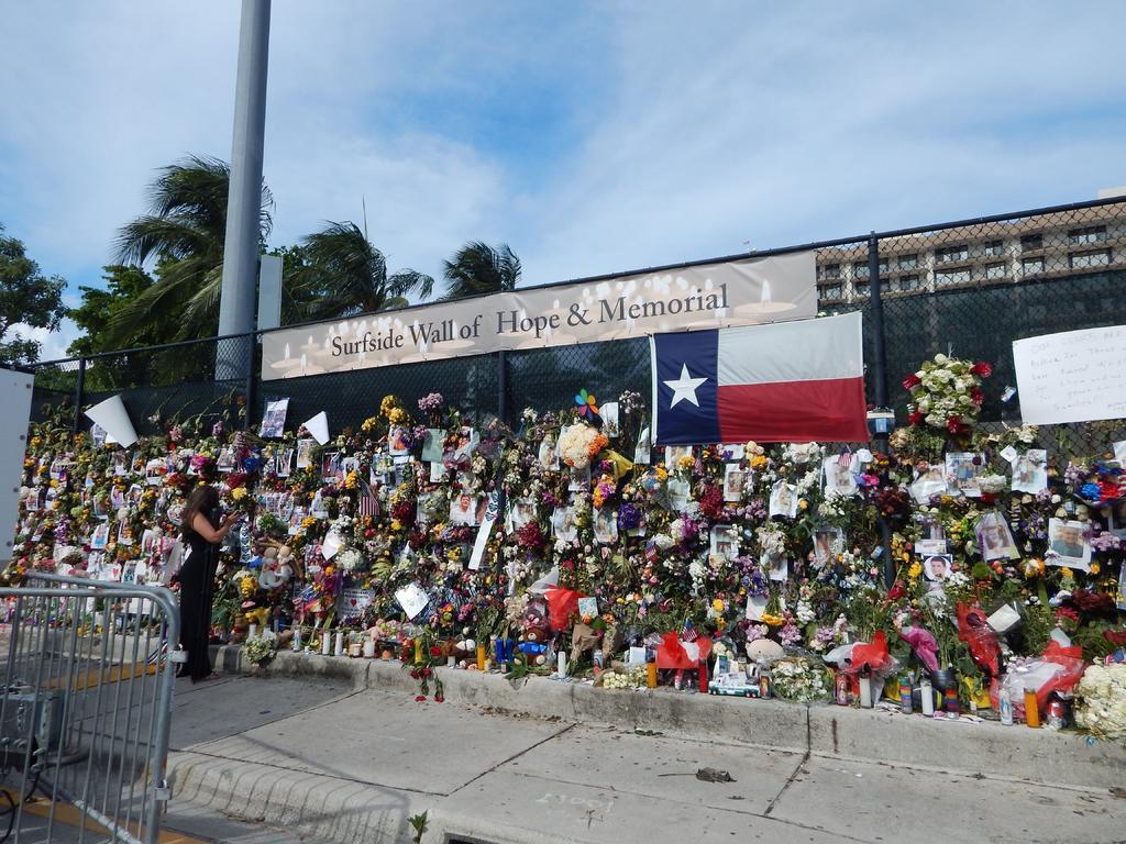 Incrementa a 95 la cifra de muertos en el derrumbe en Miami-Dade