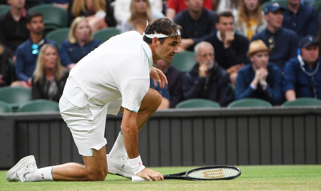 Roger Federer no va a los Juegos Olímpicos de Tokio 2020